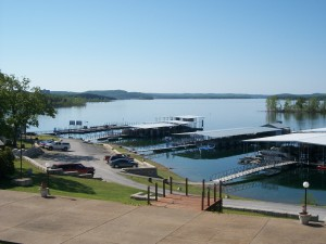 Lake View of Table Rock Lake from Charlies Steak, Ribs & Ale